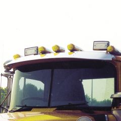 """7.5"""" Visor for Mack R Series 1994 and Newer"""