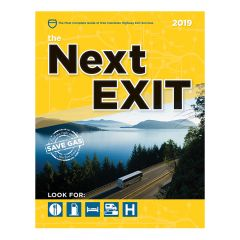 The Next Exit, Complete Interstate Highway Guide