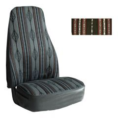 Black Aztec National 2000 Seat Cover