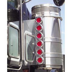 "Kenworth 13"" Vortox/Donaldson AC LED Light Bars"