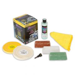 Zephyr 8-Piece Buffing Kit