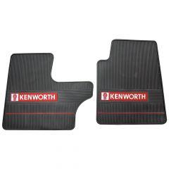 Kenworth T600, T800, W900 2001 & Newer Floor Mats