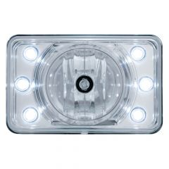 Peterbilt High Beam Projection Headlight with LED