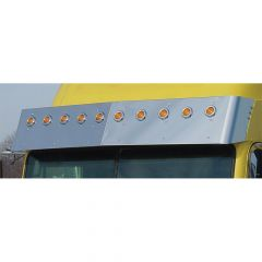 Freightliner Classic, FLD Condo Visor with LED