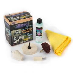 Zephyr 6-Piece Wheel and Tank Detailing Kit