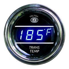 Transmission Temperature Gauge Blue