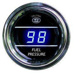 Fuel Pressure Gauge (0-300) Blue