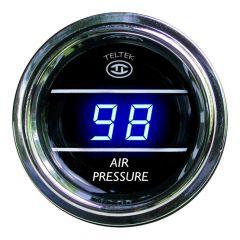 Air Pressure Gauge (0-150) Blue