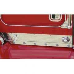 Kenworth T660 Bullseye LED Cab Panels