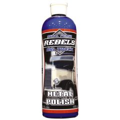 Rebel's EZ-On EZ-Off Metal Polish 16 oz.
