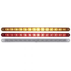 "12"" 14 LED Turn Signal Light Bar"