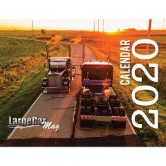 2020 LargeCar Magazine Calendar