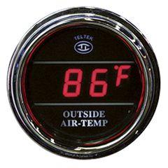 Outside Air Temperature Gauge