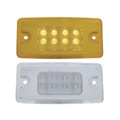 8 LED Freightliner Cab Marker Light