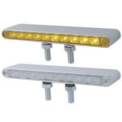 """9"""" 10 LED Double Face Light Bar"""