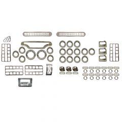 Complete Dash Kit for Peterbilt 379 2001-2005