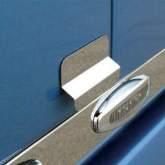 Volvo VN VT Sleeper Door Handle Trims