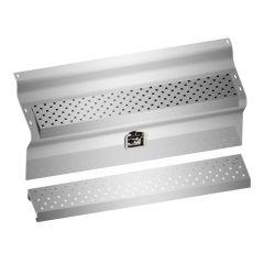 "Kenworth Battery & Tool Box Cover Kit 45"" Steps"