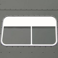 "Peterbilt 70"" Sleeper Side Window Trim"