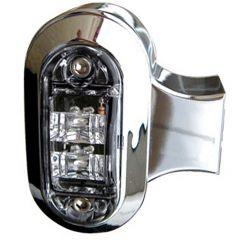 """3.75"""" 2 LED Double Face Bumper Lights (PR)"""