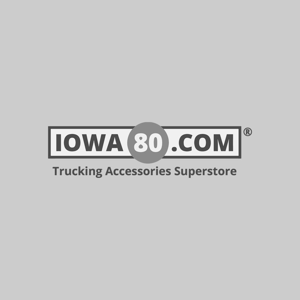 Chrome Plastic Tube Nut Cover for Pickup Trucks