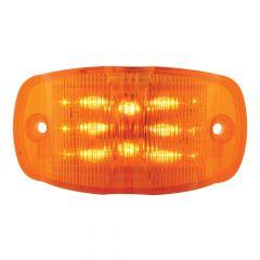 "4"" x 2"" 14 LED Rectangular Wide Angle Marker Light"
