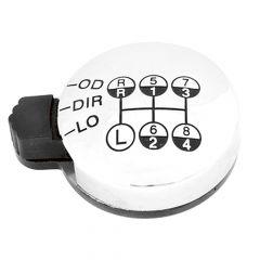 13 Speed Transmission Selector Knob