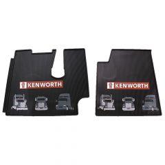 Kenworth T600, T800, W900 2005 & Newer Floor Mats