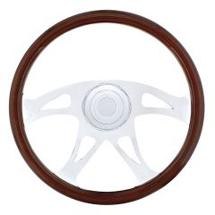 4 Spoke Boss Steering Wheel 18""