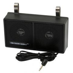 Visor Mount Twin CB Extension Speaker
