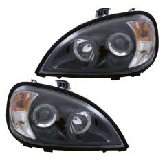 Freightliner Columbia Blackout Projection Headlights (PR)