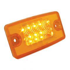 Freightliner Spyder Amber LED Cab Marker Light