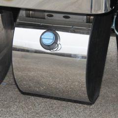 Peterbilt, Kenworth Stainless Steel Urea Tank Wrap
