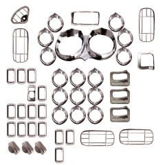 Complete Wicked Dash Kit for Peterbilt 2006 and newer