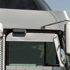 Top of Door Trim for Freightliner Classic, FLD with Door Mounted Mirrors