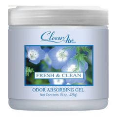 ClearAir Odor Absorbing Gel