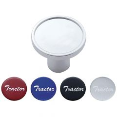 Tractor Air Valve Knob with Deluxe Pack Stickers Thread On