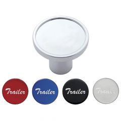Trailer Air Valve Knob with Deluxe Pack Stickers Thread On