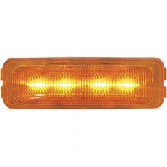Medium Rectangular LED Side Marker Lights