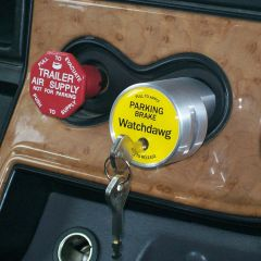 Watchdawg Locking Tractor Parking Brake Air Valve Knob