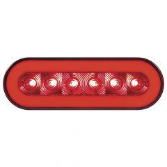 "6-1/2"" 22 LED Oval GLO Light"