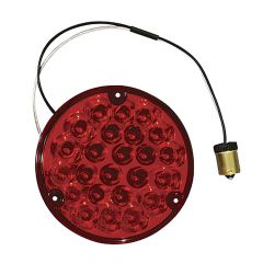 "4"" Round Pearl LED Load Light with 1156 Plug"