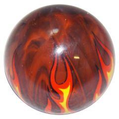 Orange Smoke Flame Shifter Knob