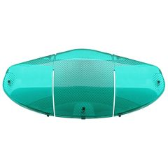Green Freightliner Cascadia Small Dome Light Lens