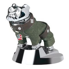Johnny-Mack Uniform for Mack Bulldog Hood Ornament