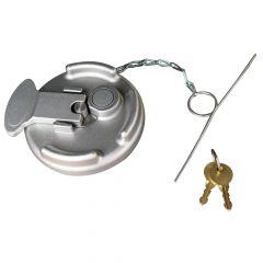 Peterbilt Locking Fuel Cap