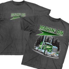 Movin' On T-shirt