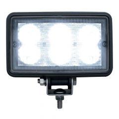 """6"""" 6 LED Rectangular Work Light"""