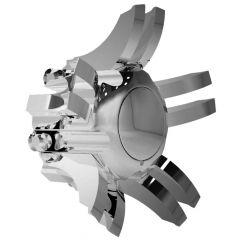 Chrome Spyder 22.5 Rear Wheel Cover