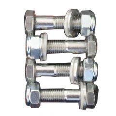 Stainless Steel Bumper Bolt Kit